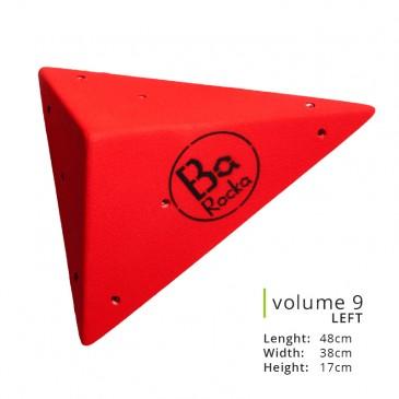 VOLUME 9 left